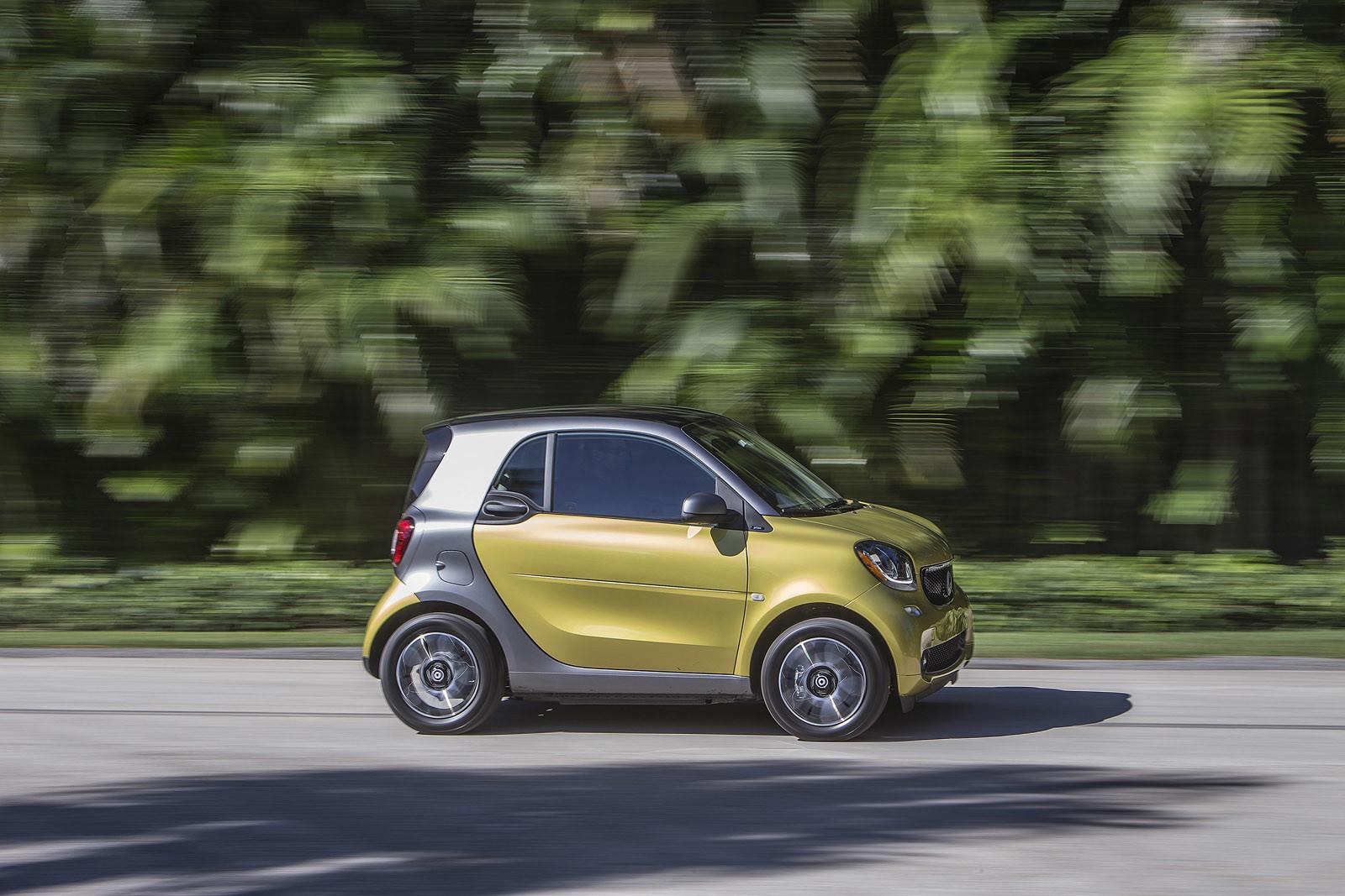 Foto de smart fortwo Electric Drive, toma de contacto (183/313)