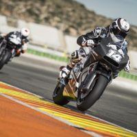 KTM continúa probando su RC16, en este caso en Valencia