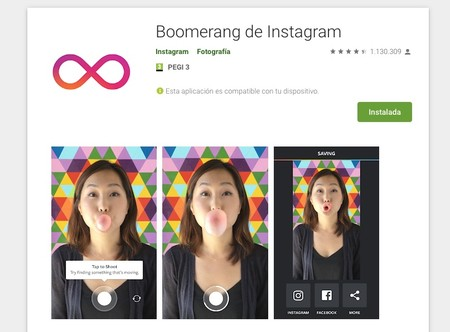 Window Y Boomerang De Instagram Aplicaciones En Google Play