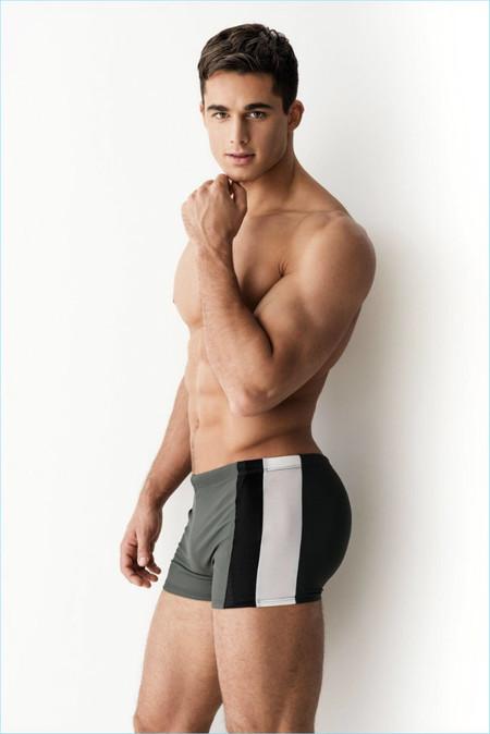 Pietro Boselli 2017 Bench Body Underwear Campaign 003