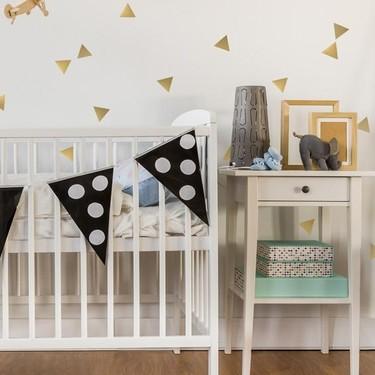 Nueve ideas en dormitorios para bebés colmados de armonía y estilo actual