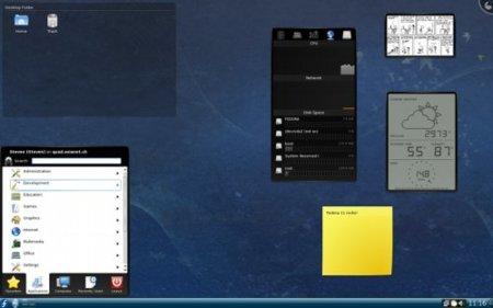 Fedora 11 con KDE4