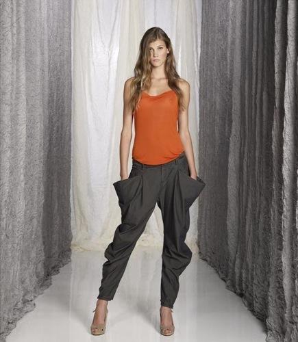 Sisley Primavera-Verano 2009, pantalones