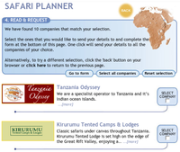 Organiza tu Safari con Travel Africa
