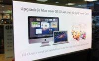 Empiezan a aparecer carteles de OS X Lion en algunas tiendas, nuevos datos sobre el lanzamiento