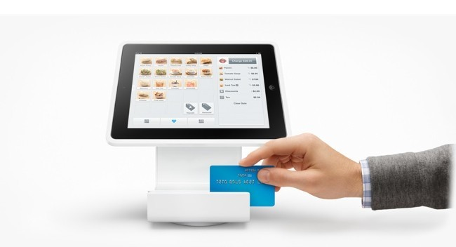 Square Stand pone al iPad a cobrar
