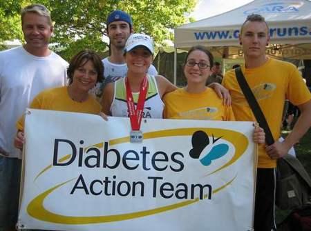 ¿Qué ejercicio es el que más le conviene a un diabético?