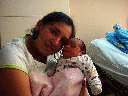 """Historias de madres: """"Me hice la prueba sin decirle nada a nadie porque sabía que se gestaba un milagro"""""""