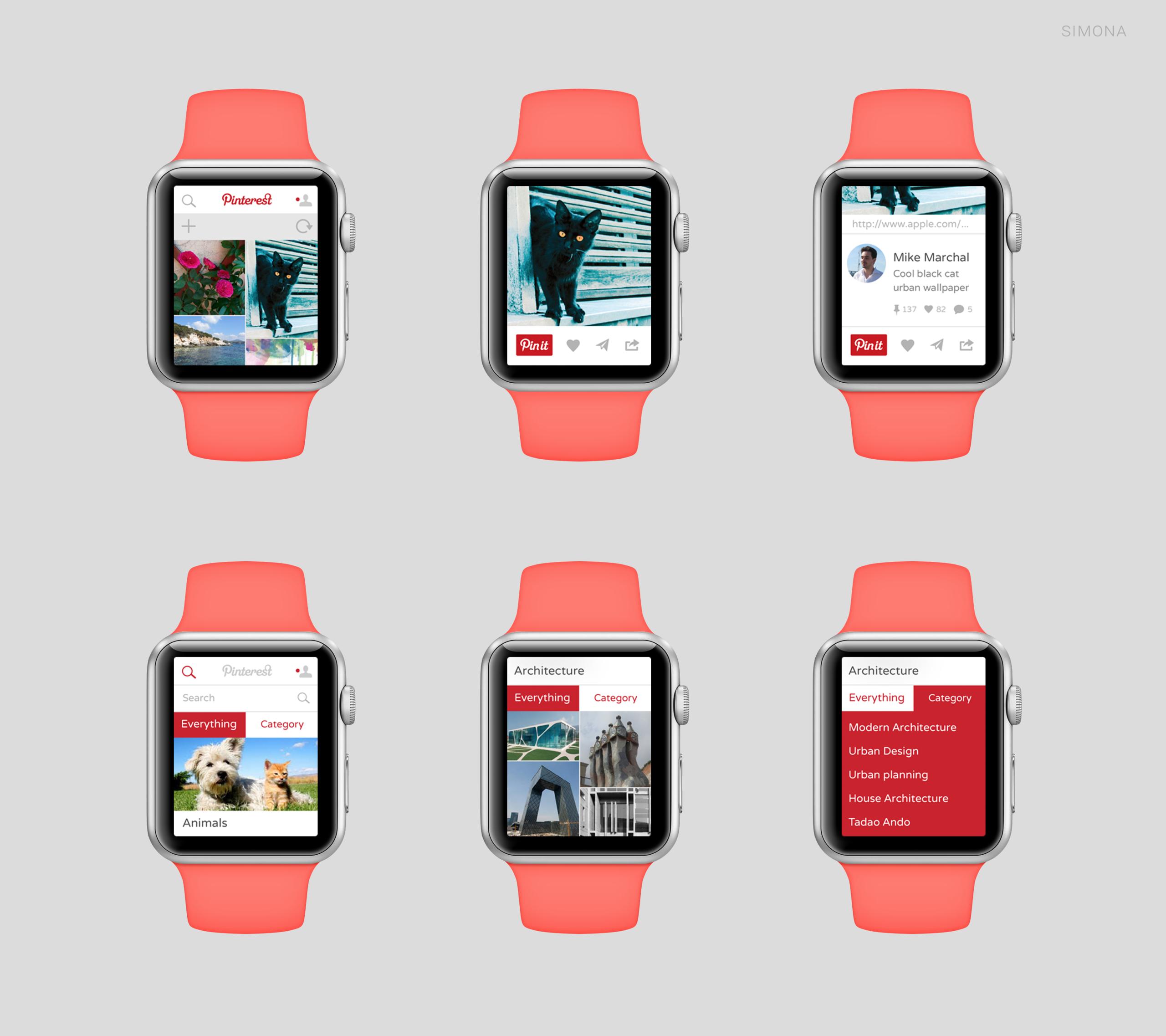 Foto de Así pueden ser algunas aplicaciones en el Apple Watch (4/13)