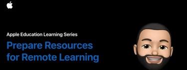 Apple apoya la educación en el hogar con una nueva serie de videos de aprendizaje remoto