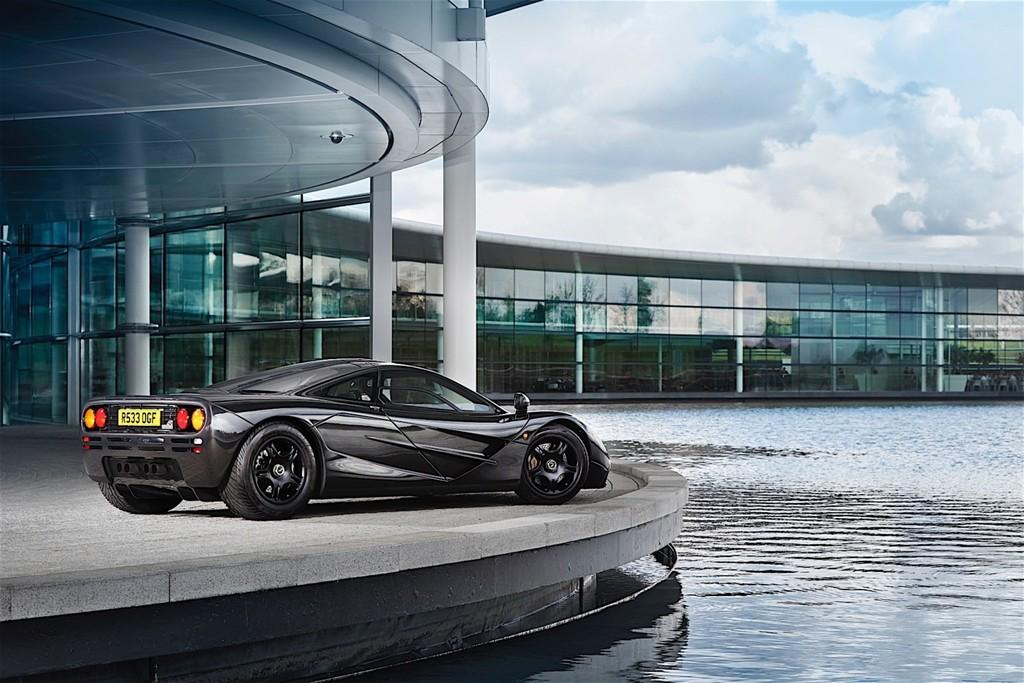 McLaren F1 Woking