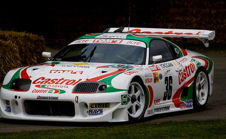 Castrol Toyota Supra - JGTC 1997