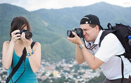 I wanna be... Fotógrafo