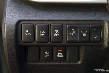 Mitsubishi Eclipse Cross, prueba contacto