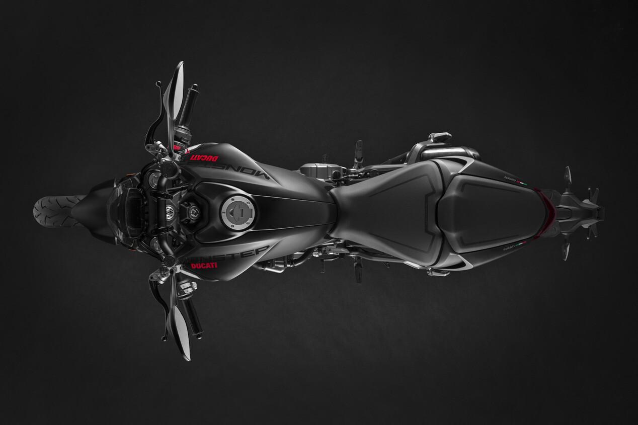 Foto de Ducati Monster 2021 (16/20)