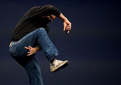 Imagen de la semana: ¡Steve Jobs se ha vuelto loco!