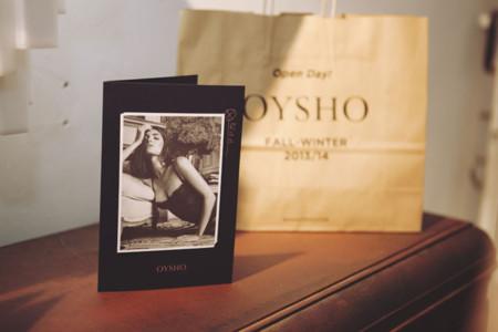 Conociendo de cerca la colección de Oysho Otoño-Invierno 2013/2014