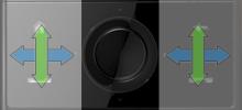 GScroll, aprovechando el panel multitáctil del Diamond