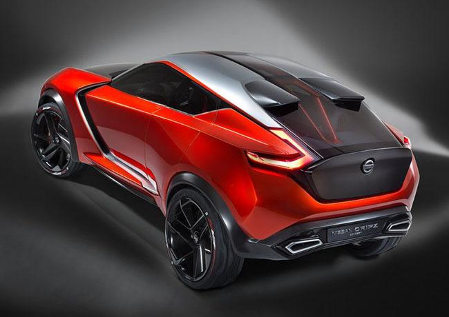 Foto de Nissan Gripz Concept (2/18)