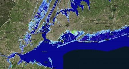 En 2300, el nivel del mar podría haber subido 15 metros