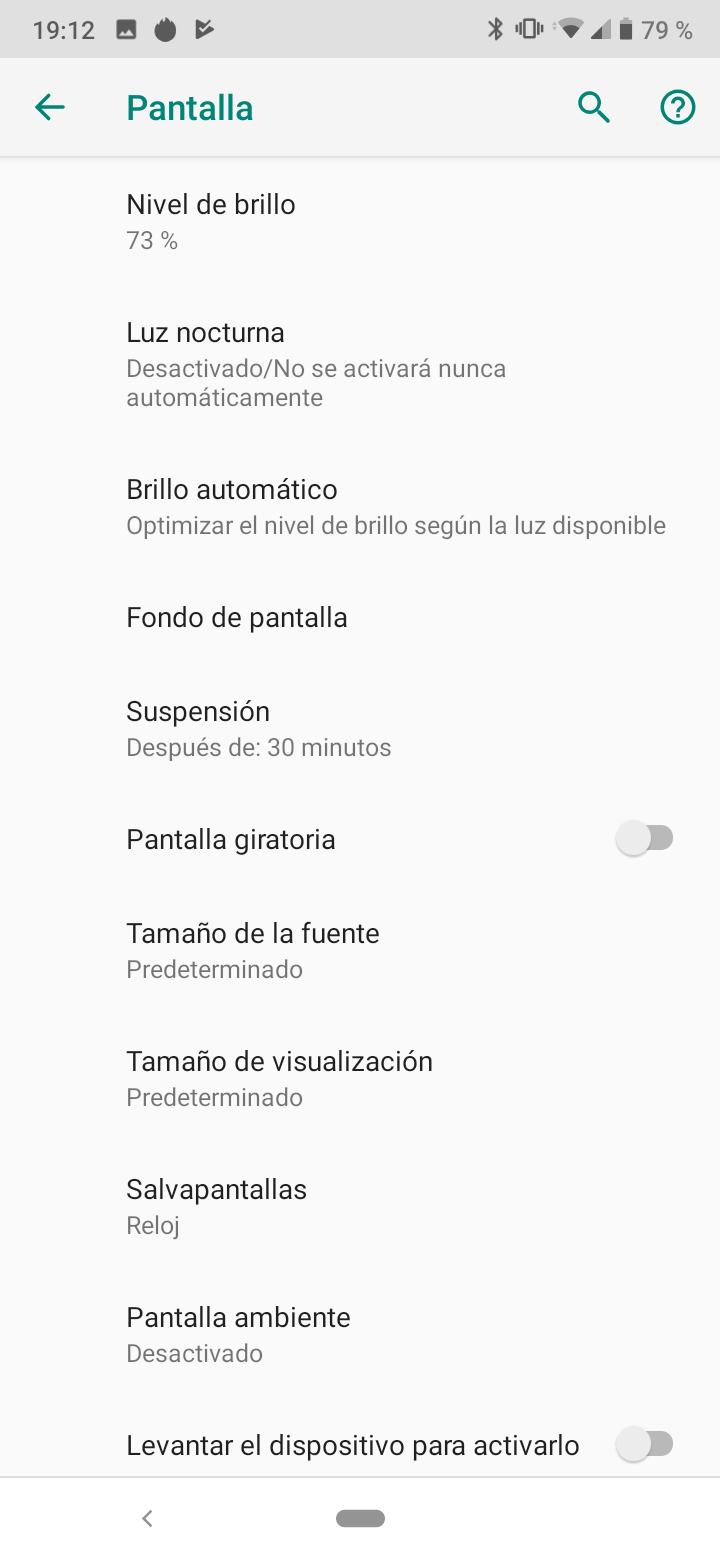 Foto de Imágenes de Android 9 Pie (7/21)