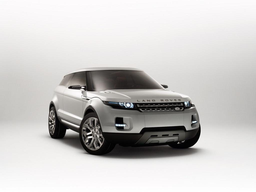 Foto de Land Rover LRX Concept (45/49)