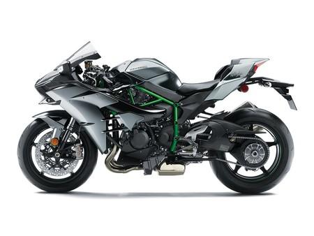 Kawasaki Ninja H2 Carbon 2017 2