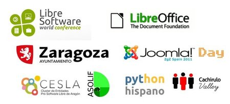 Encuentro con el mundo del software libre en la Libre Software World Conference 2011
