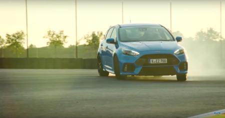 Video: Ben Collins te enseñan como funcionan los modos de manejo del Ford Focus RS
