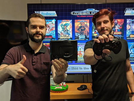 Mega Drive Mini Cesar Samu