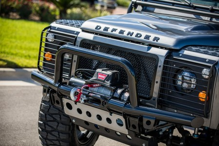Land Rover Defender Tuning Project Viper Ecd 4