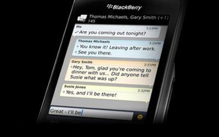 """RIM da luz verde al desarrollo de """"super apps"""" con la publicación de BlackBerry Messenger Social Platform SDK 1.0"""