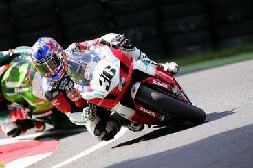 Polémica en el Británico de Superbikes