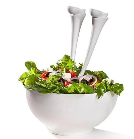 cubiertos ensalada