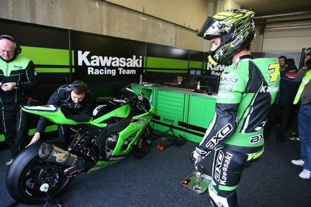 La sombra de las drogas planea sobre el Kawasaki Racing Team de Superbikes