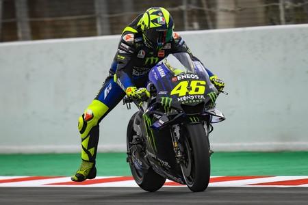 Rossi Barcelona Motogp 2019