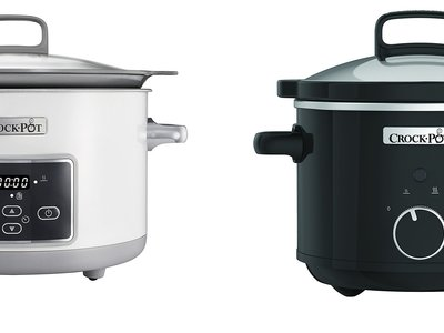 Oferta flash en ollas Crock Pot en Amazon: de 39 a 89 euros y válidas hasta la medianoche de hoy
