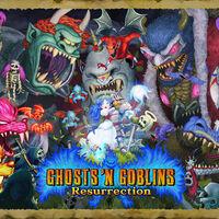 Sir Arthur volverá a colocarse su mejor armadura cuando vuelva en febrero con Ghost 'N Goblins Resurrection para Nintendo Switch