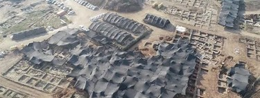 Durante unas obras de urbanización se descubren los restos de una gran ciudad de la Edad de Bronce en Israel
