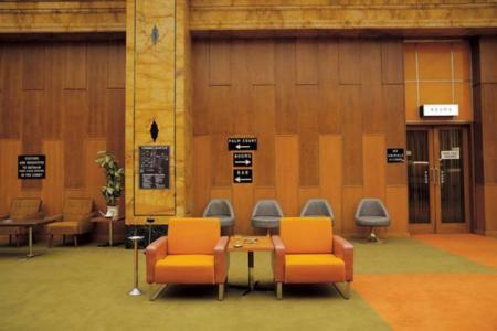 interiores de Wes Anderson