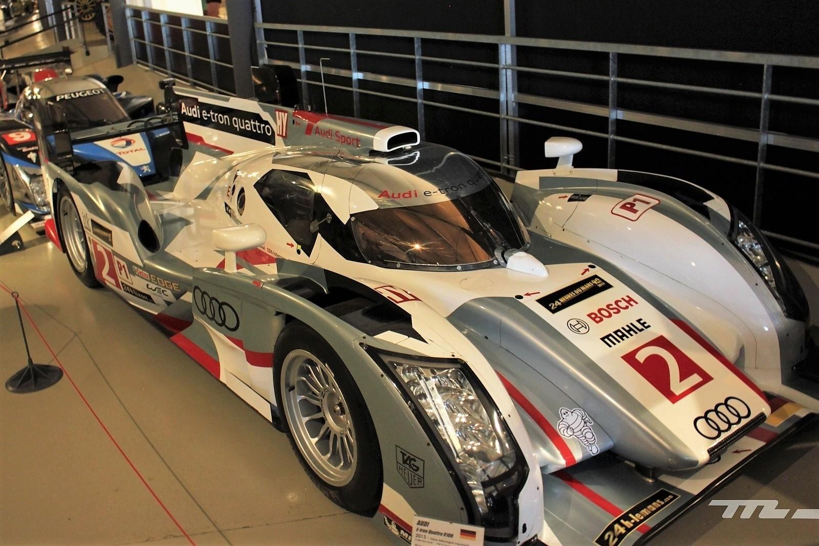 Foto de Museo de las 24 Horas de Le Mans (madurez) (40/45)