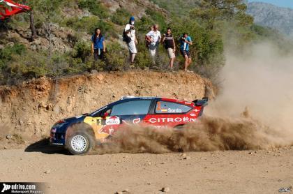 Previa de la 8ª prueba del Mundial de Rallyes: Rally de Turquía