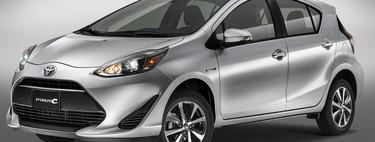 El Toyota Prius C se despedirá en breve para dejar vía libre al Corolla Hybrid