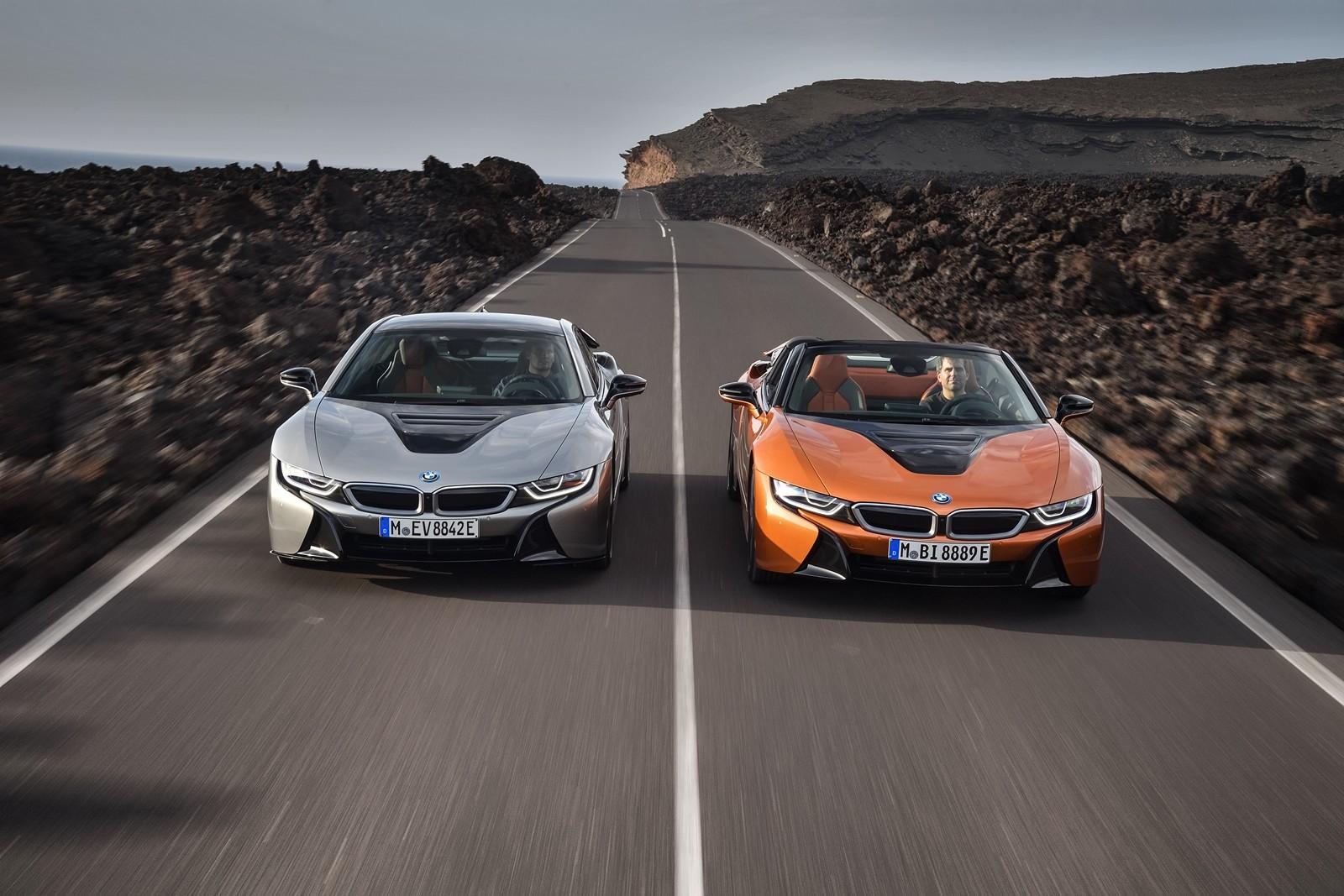 Foto de BMW i8 Roadster 2019 (20/39)
