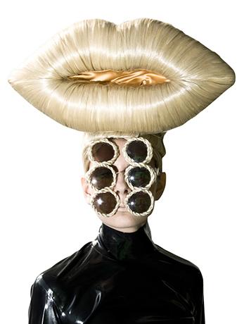 Charlie Le Mindu peluquero lady gaga