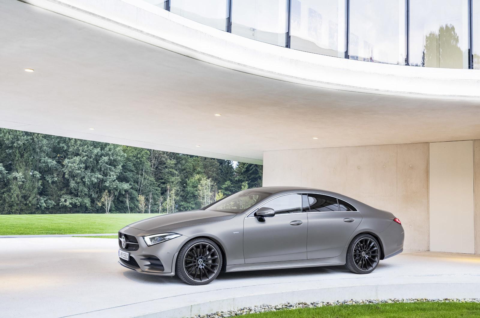 Foto de Mercedes-Benz CLS Coupé 2018 (45/56)
