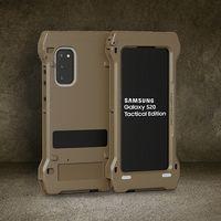 El Samsung Galaxy S20 Tactical Edition es un S20 reforzado con dos capas de cifrado y modo de visión nocturna para el ejército