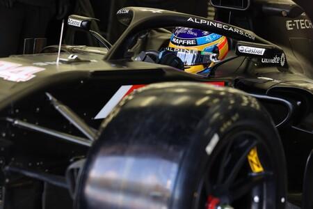 Alonso Alpine F1 2021 2
