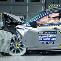 El nuevo Mazda6 ya es uno de lo coches más seguros de EEUU: ha conseguido la máxima puntuación en seguridad