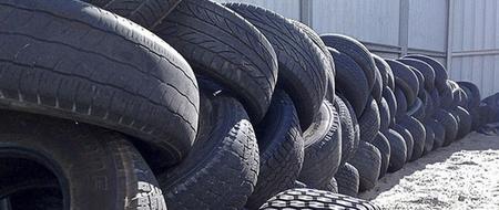 Hertz inicia un programa de reciclaje de neumáticos